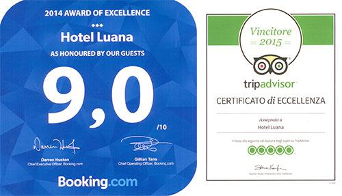 Hotel Luana Reviews